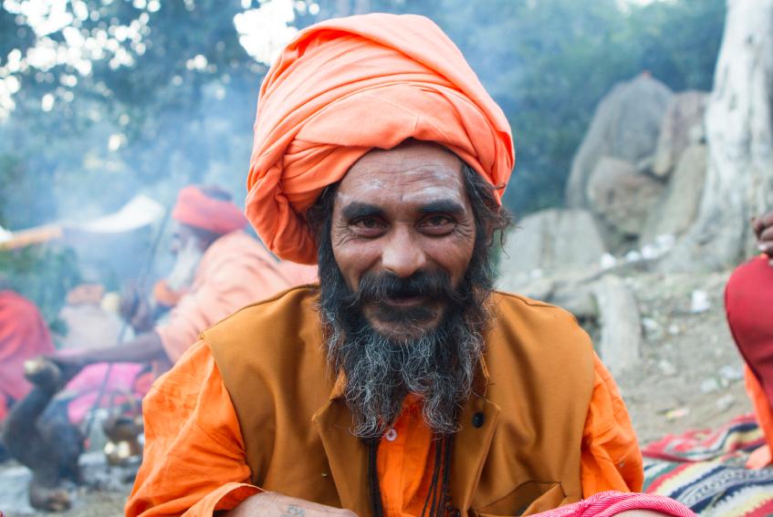 Sadhu, Holy man