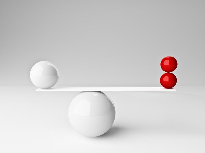 balls balance